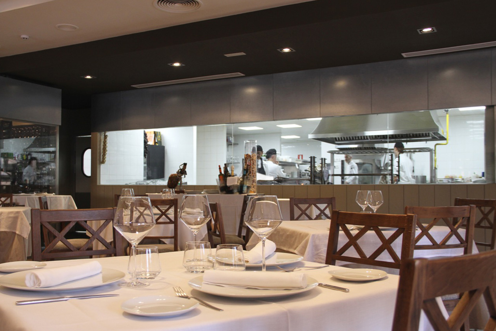 Restaurantes grupo el pradal for Restaurante italiano san sebastian de los reyes