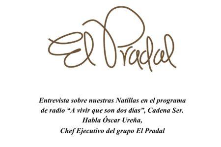 EL PRADAL APERTURA entrevista en Cadena Ser (07.02.2021)