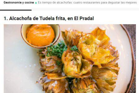 El Pradal en Alimente El Confidencial (21.03.2021)